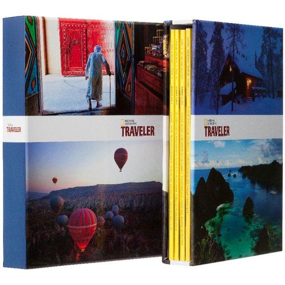 Nat Geo Traveler Traveler verzamelband