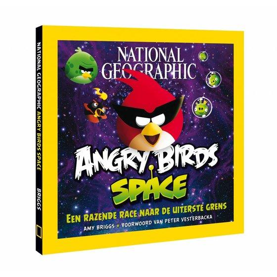 Angry Birds Space Boek