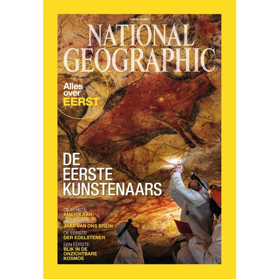 National Geographic| januari 2015