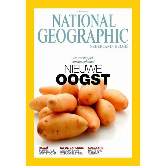 National Geographic Magazine | februari 2015
