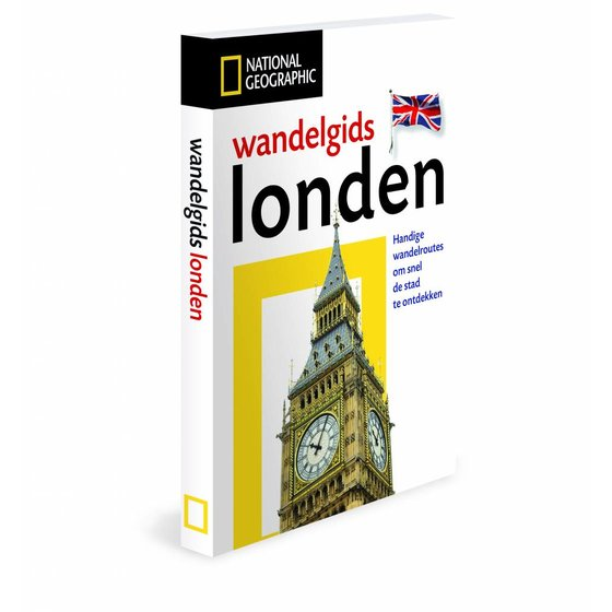 National Geographic Wandelgids Londen
