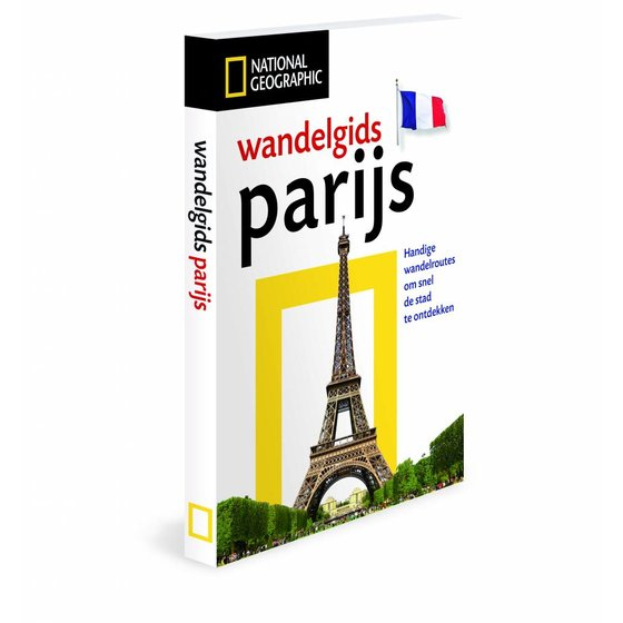 National Geographic Wandelgids Parijs