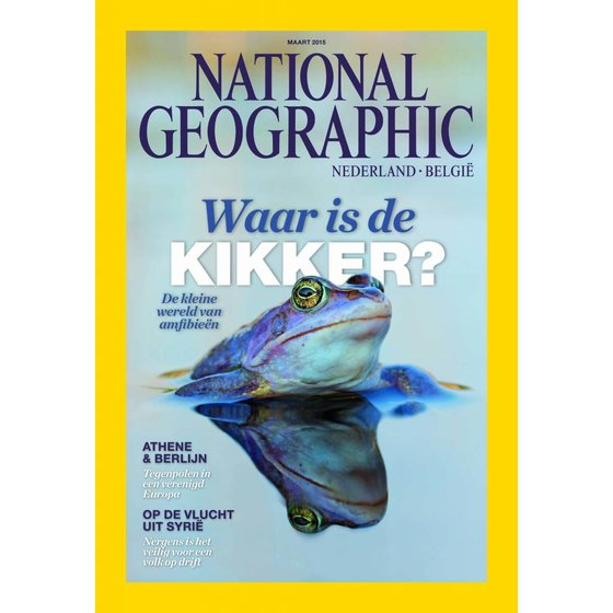 National Geographic| maart 2015