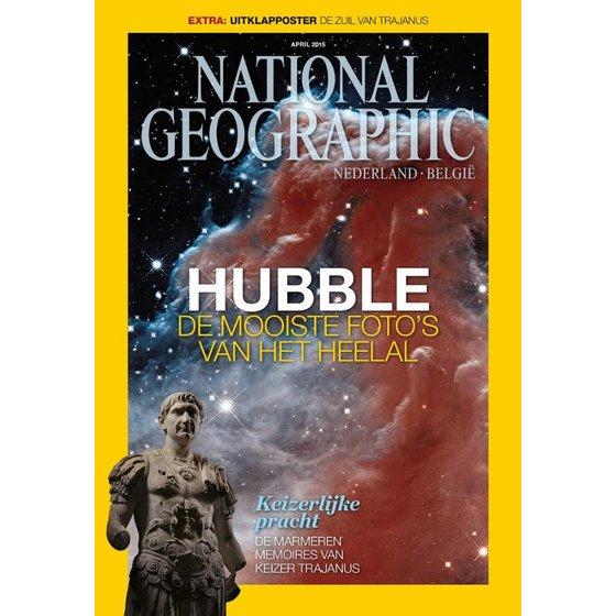 National Geographic Magazine | april 2015