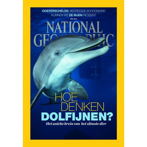 National Geographic Magazine | mei 2015