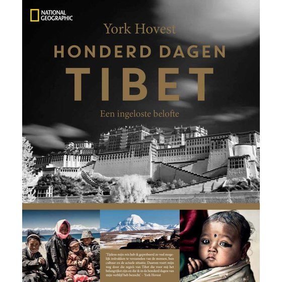 National Geographic Honderd dagen Tibet