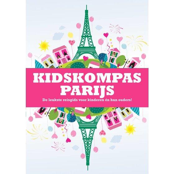 Kidskompas Reisgids Parijs