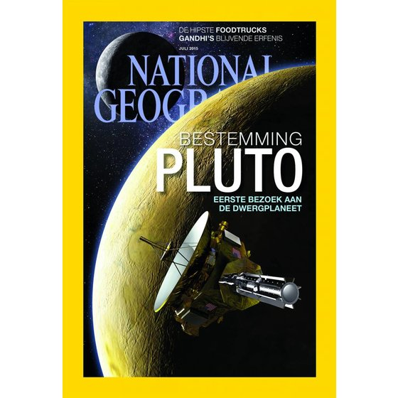 National Geographic Magazine | juli 2015
