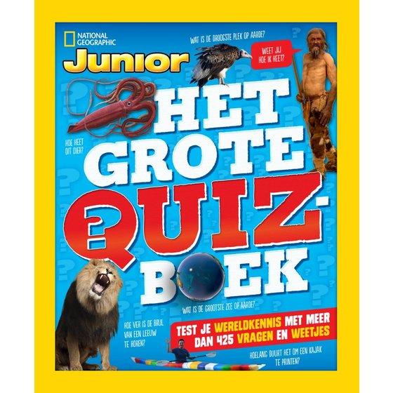 Het Grote Quiz-boek