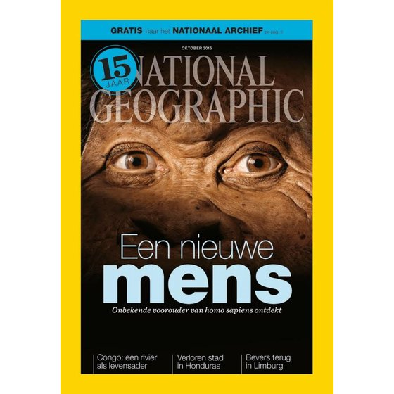 National Geographic Magazine | Oktober 2015