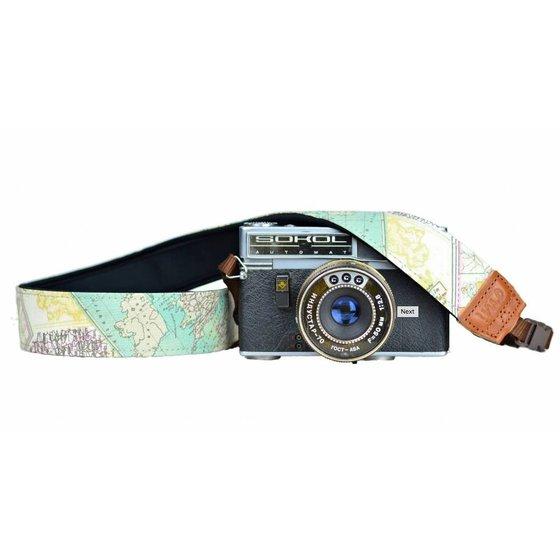 Camerariem 'Landkaart'