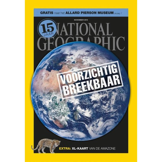 National Geographic Magazine | november 2015