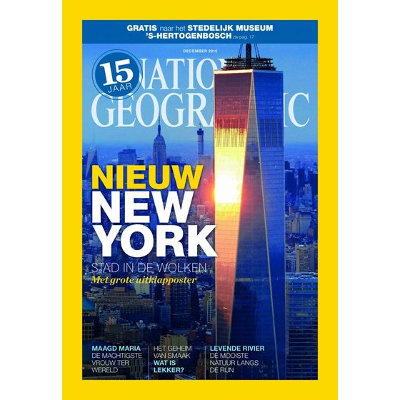 National Geographic Magazine | december 2015