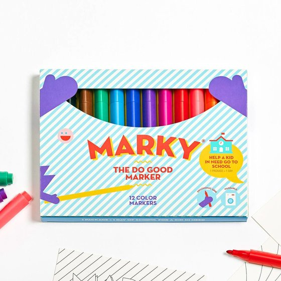 Marky Markers