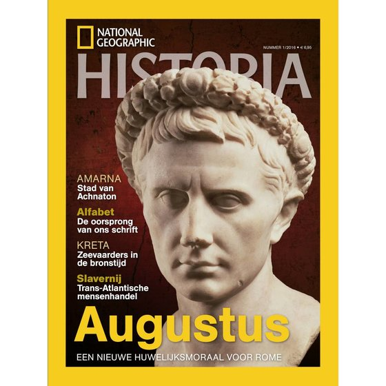 National Geographic National Geographic Historia | editie 1 - 2016