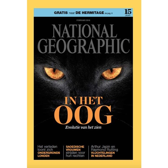 National Geographic Magazine | februari 2016