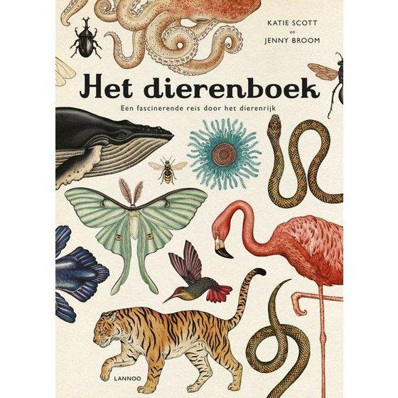 Het Dierenboek. Een fascinerende reis door het dierenrijk