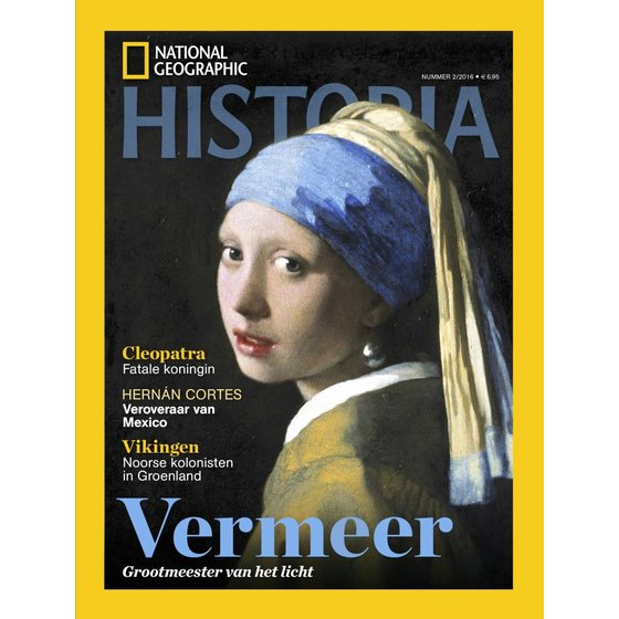 National Geographic National Geographic Historia | editie 2 - 2016
