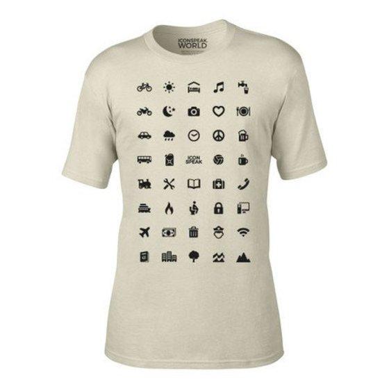 Icon Speak T-shirt