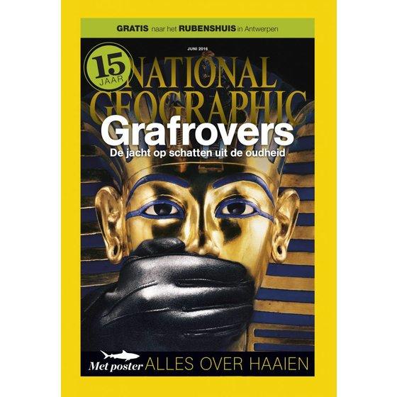 National Geographic Magazine | juni 2016