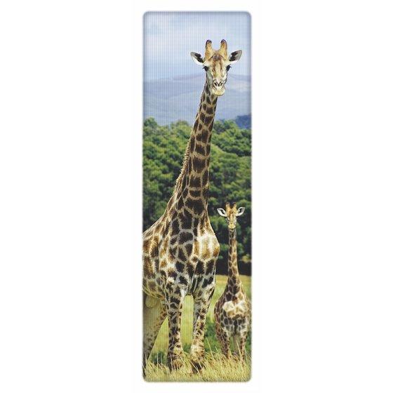 3D boekenlegger - Giraffe