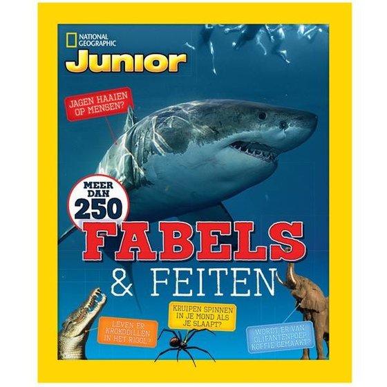 Junior zomerboek 'Fabels en Feiten'