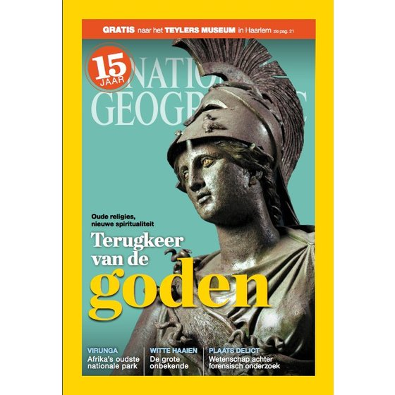 National Geographic National Geographic Magazine | juli 2016