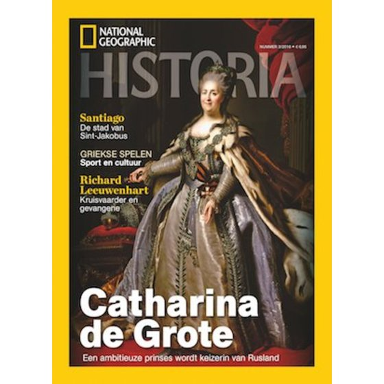 National Geographic National Geographic Historia | editie 3 - 2016
