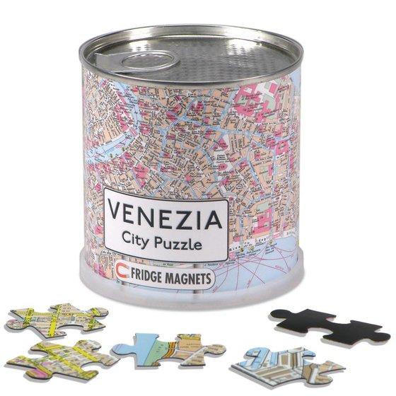 Venetië City Puzzel magneten