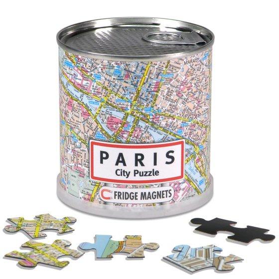 Parijs City Puzzel magneten