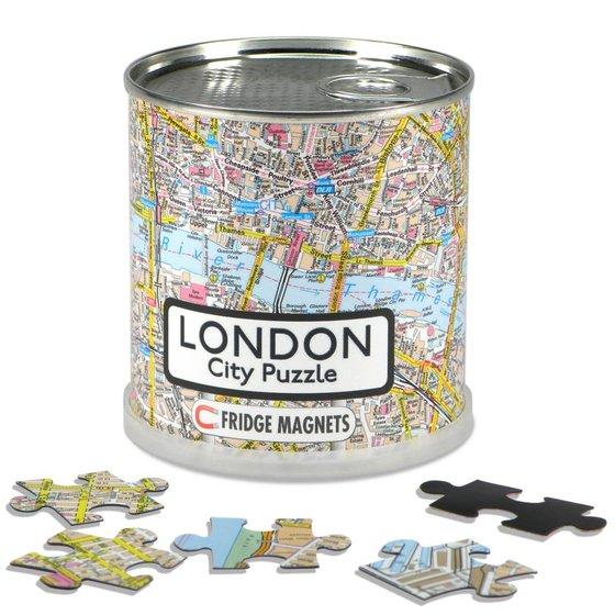 Londen City Puzzel magneten