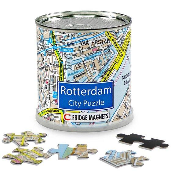 Rotterdam Puzzel magneten