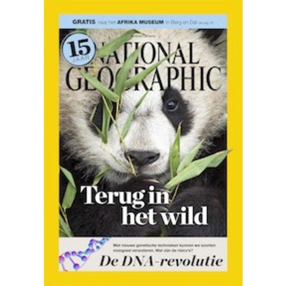 National Geographic Magazine | augustus 2016