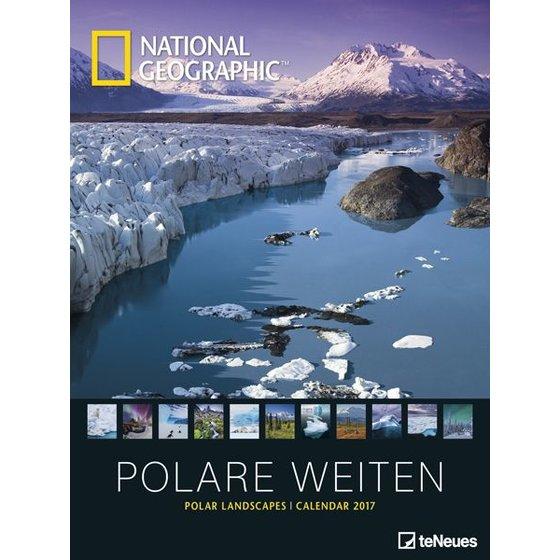 XXL Kalender 2017 - Polar landscapes