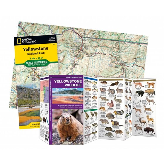 National Geographic Adventure Set - Yellowstone National Park