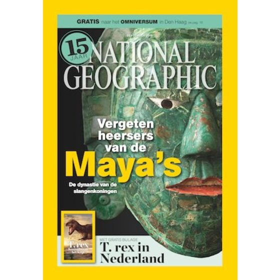National Geographic National Geographic Magazine | september 2016