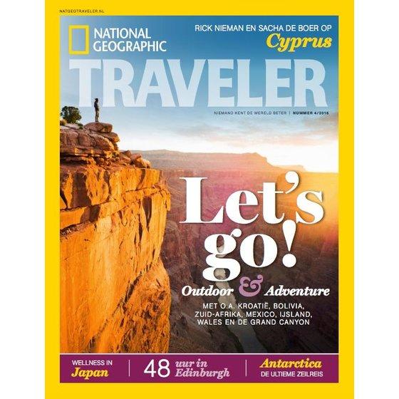 Nat Geo Traveler National Geographic Traveler | Editie 4 2016