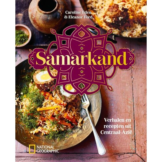 National Geographic Samarkand