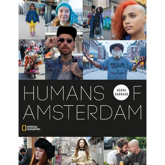 Pre-order Humans of Amsterdam