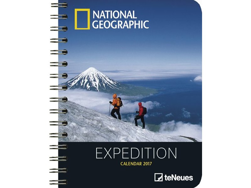 National Geographic Agenda 2017 - Expeditions