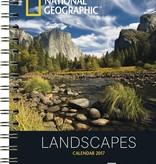 National Geographic Agenda 2017 - Landscapes