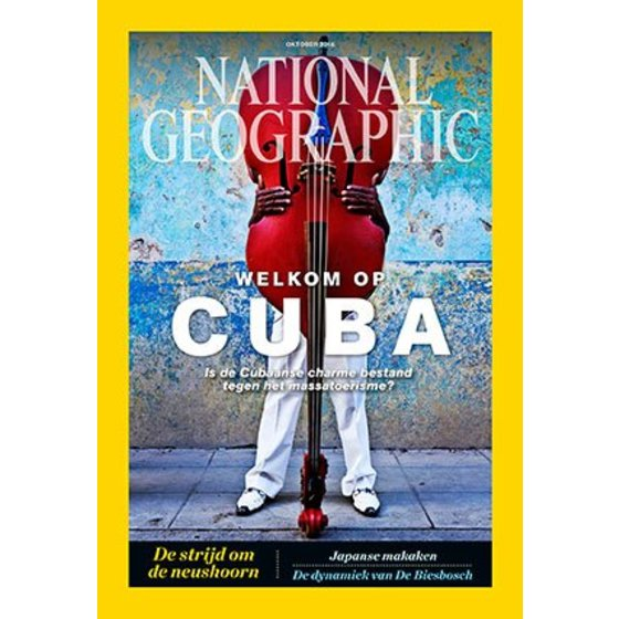 National Geographic National Geographic Magazine | oktober 2016