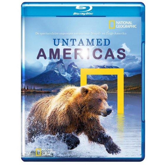 Blu-ray Untamed Americas