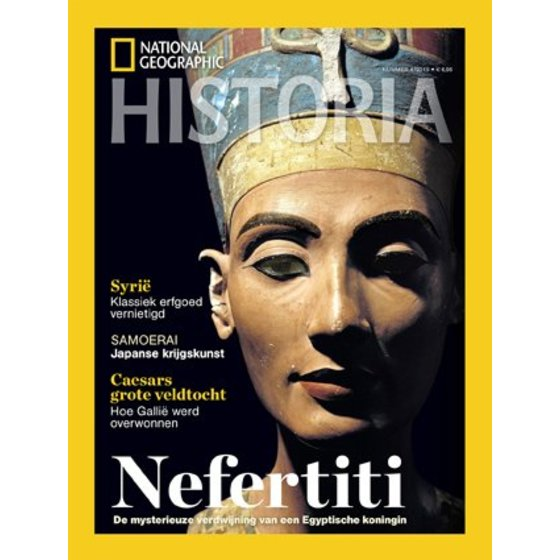 National Geographic Historia | editie 4 - 2016