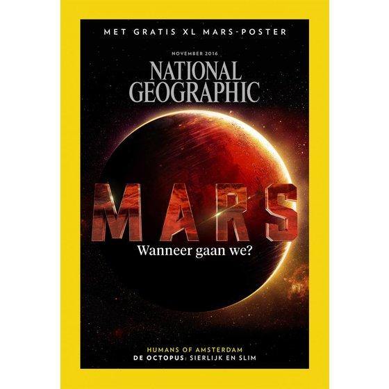 National Geographic National Geographic Magazine | november 2016