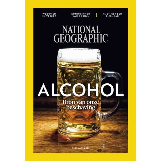 National Geographic National Geographic Magazine | februari 2017