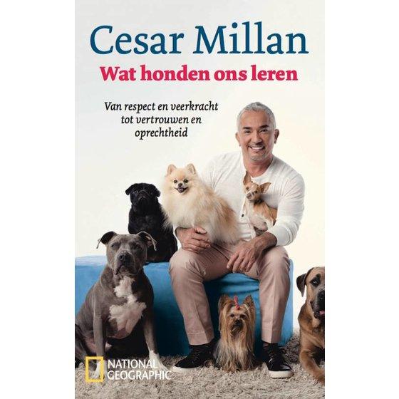 Pre-order: Cesar Millan - Wat honden ons leren