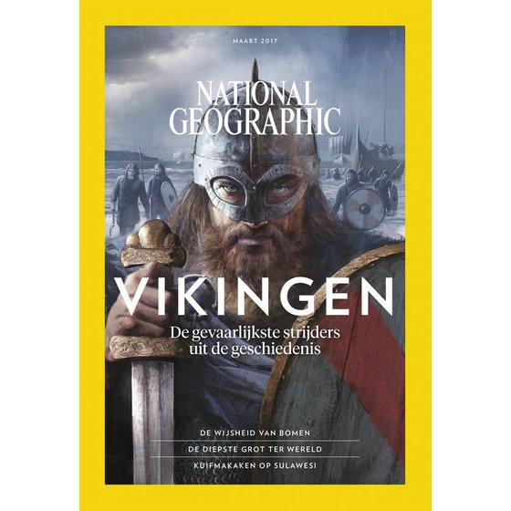 National Geographic National Geographic Magazine | maart 2017