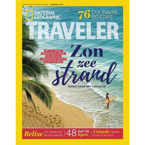 National Geographic Traveler | Editie 2 - 2017