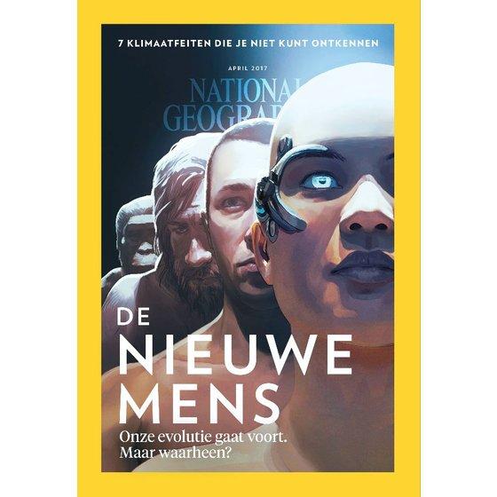 National Geographic Magazine | april 2017